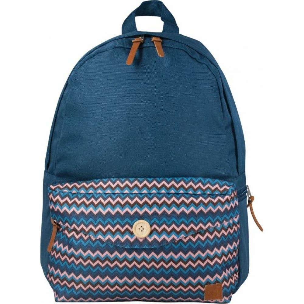 Рюкзак brauberg синий 225352