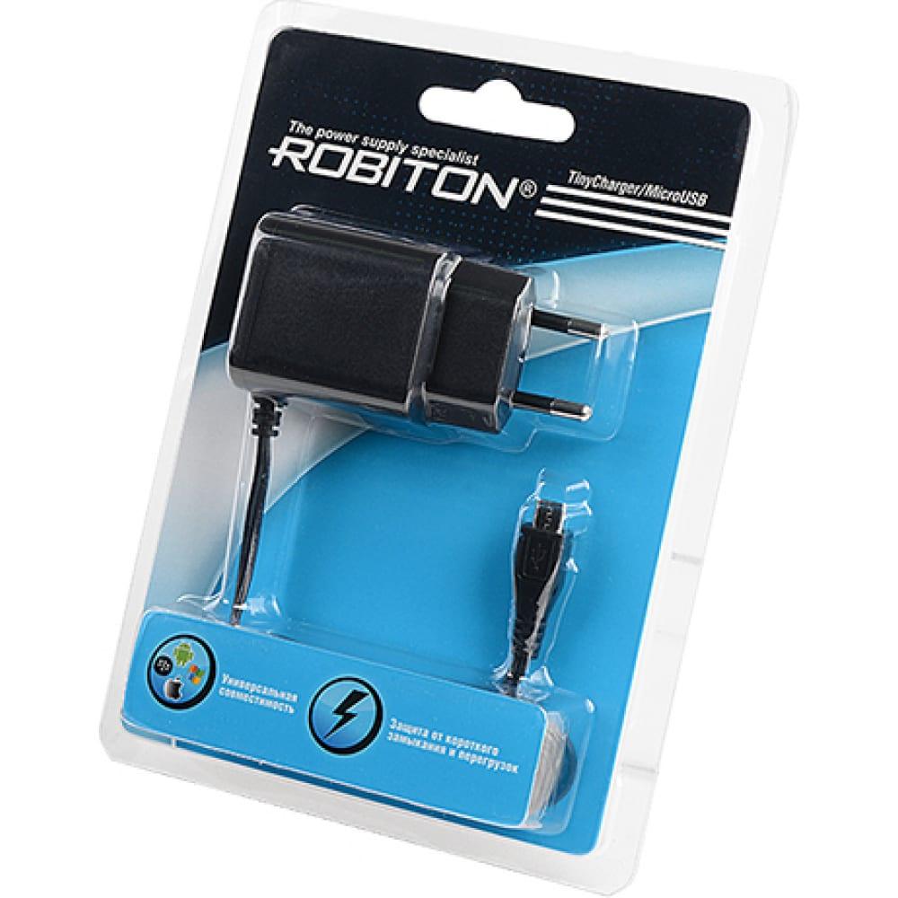 Купить Блок питания robiton tinycharger/microusb bl1 14102