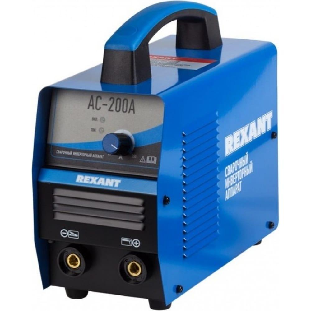 Купить Сварочный инверторный аппарат rexant 11-0912