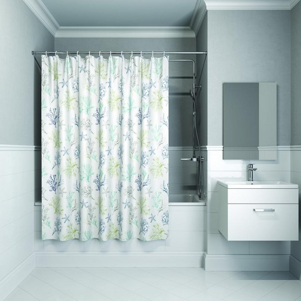 Штора для ванной комнаты iddis, 200*240см, полиэстер, b45p224i11  - купить со скидкой