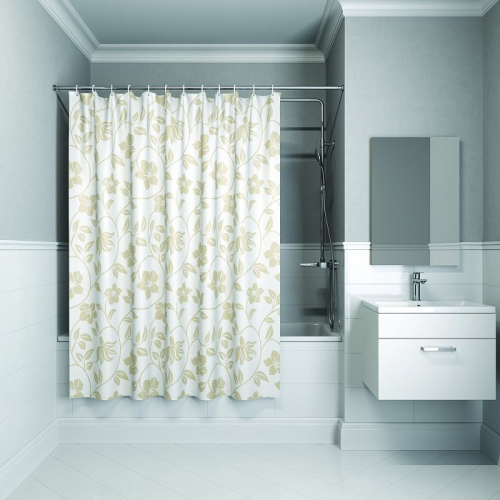 Купить Штора для ванной комнаты iddis, 200*240см, полиэстер, b40p224i11