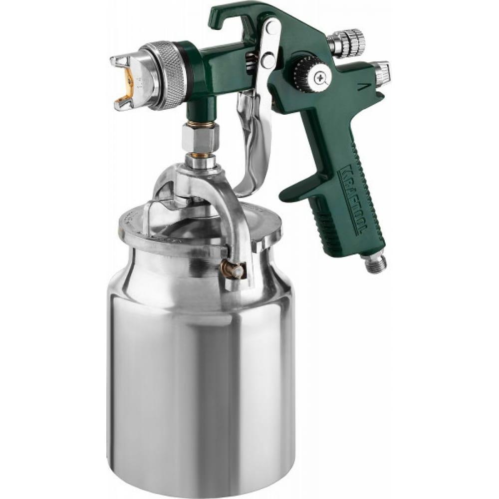 Пневматический краскопульт kraftool airkraft 06520-1.4
