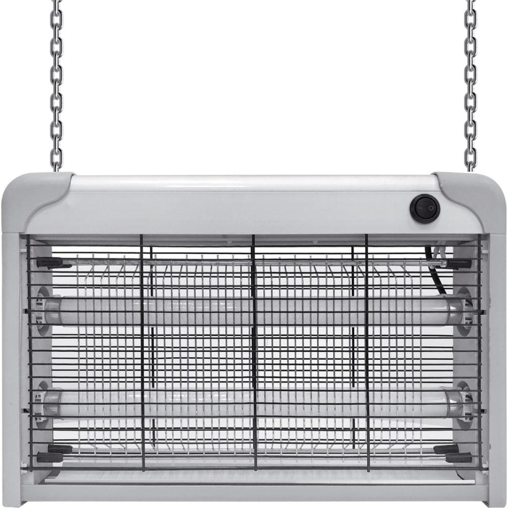 Купить Антимоскитный светильник ergolux mk-004 2x10вт, люминесцентная лампа 13767