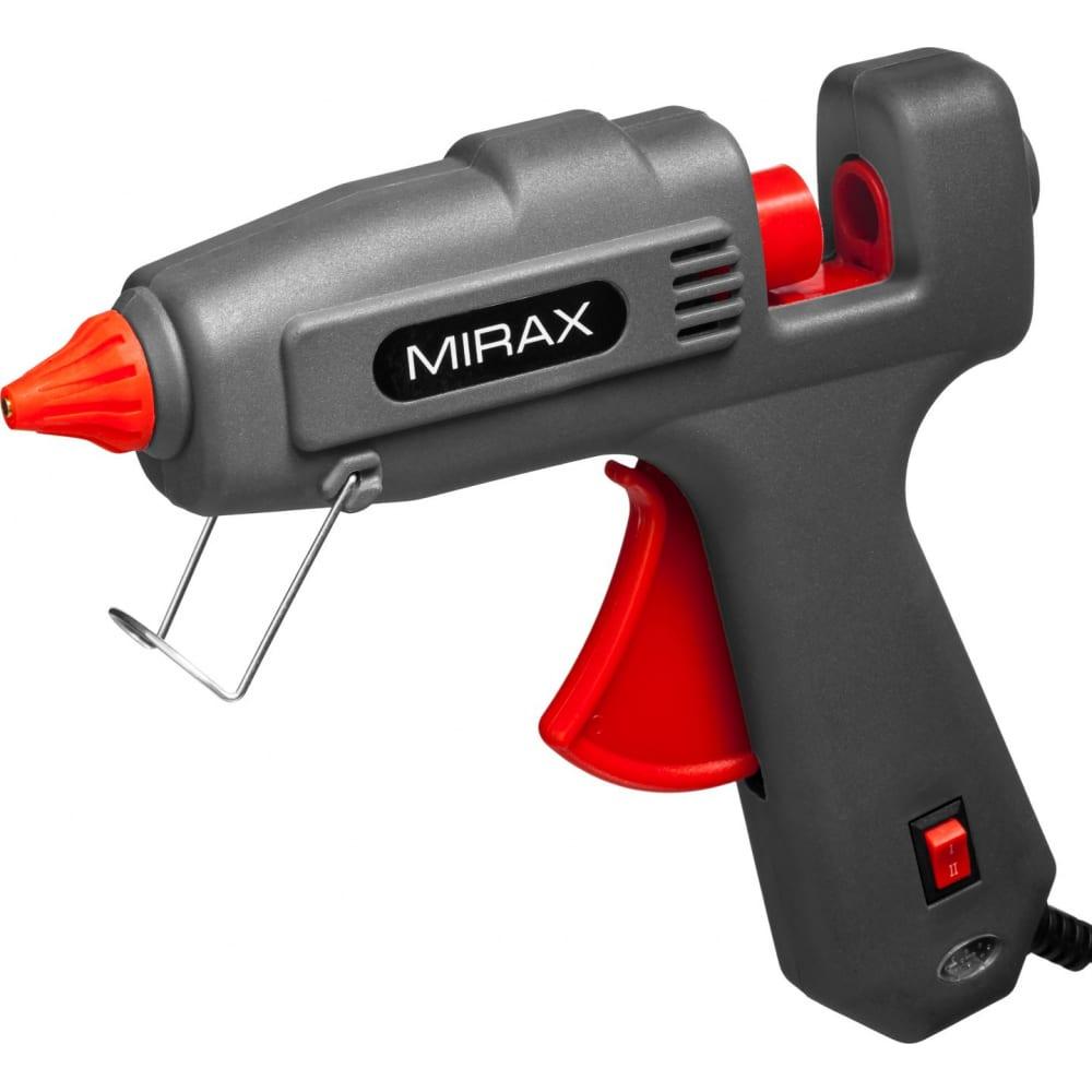 Электрический клеевой пистолет mirax 06807