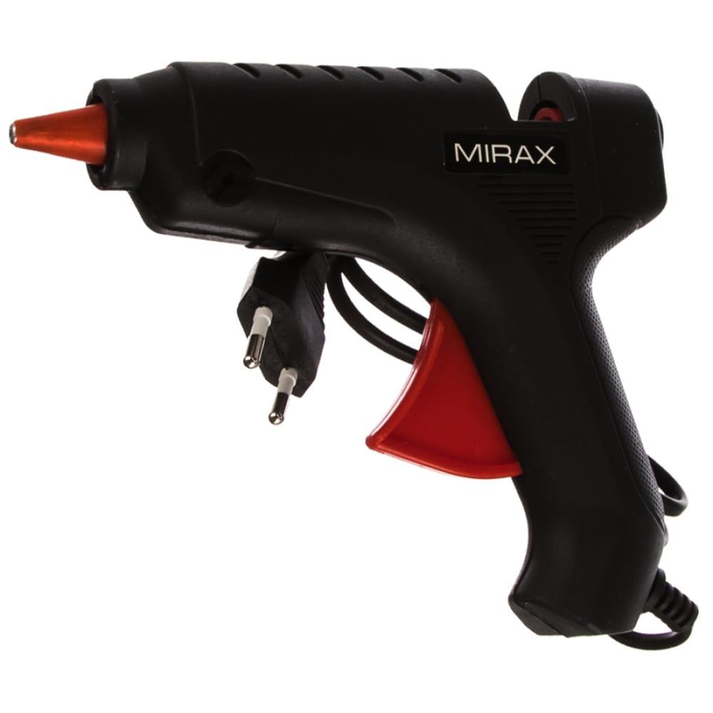 Электрический клеевой пистолет mirax 06805