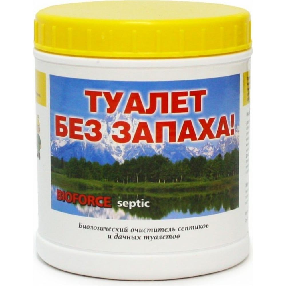 Средство для септиков и дачных туалетов septic,