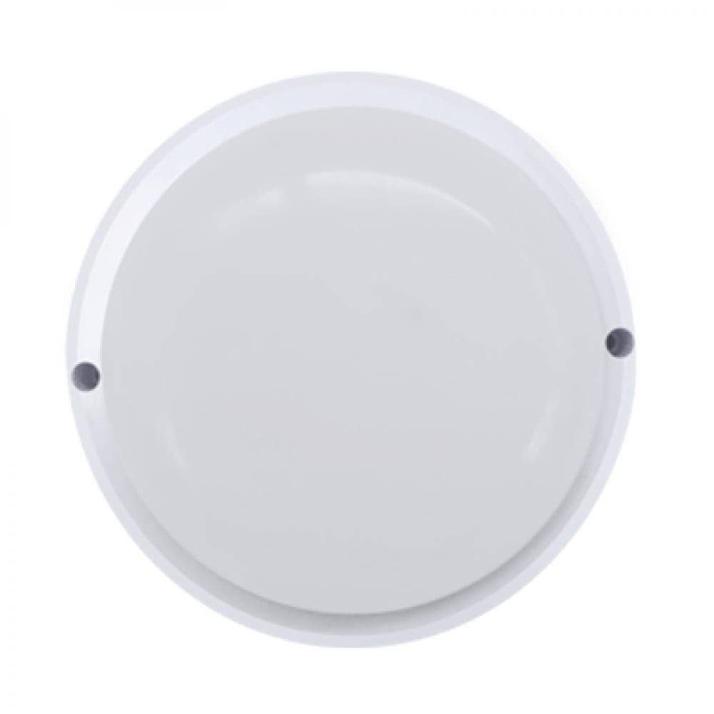 Купить Светодиодный герметичный светильник llt спп 2101 8вт 230в 4000к 640лм круг ip65 4690612002774