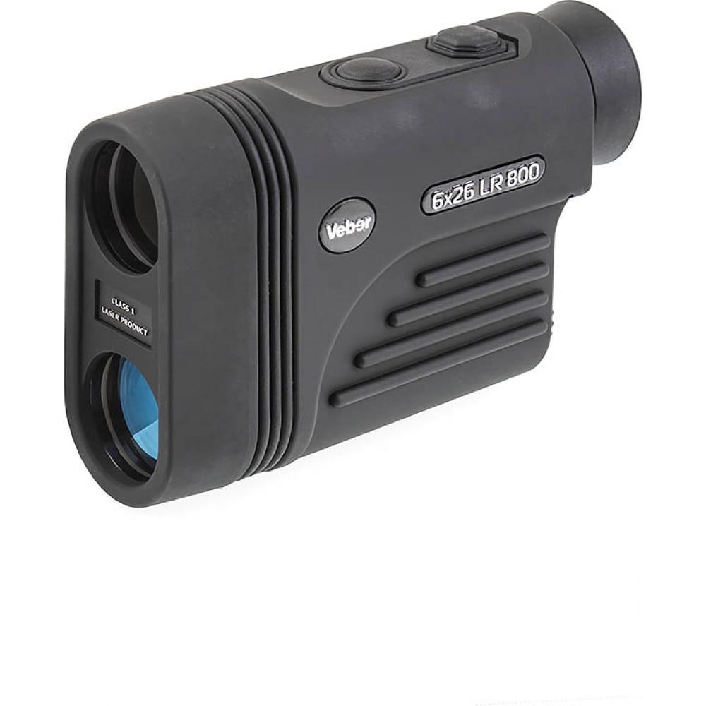 Купить Лазерный дальномер veber 6х26 lr 800 27063