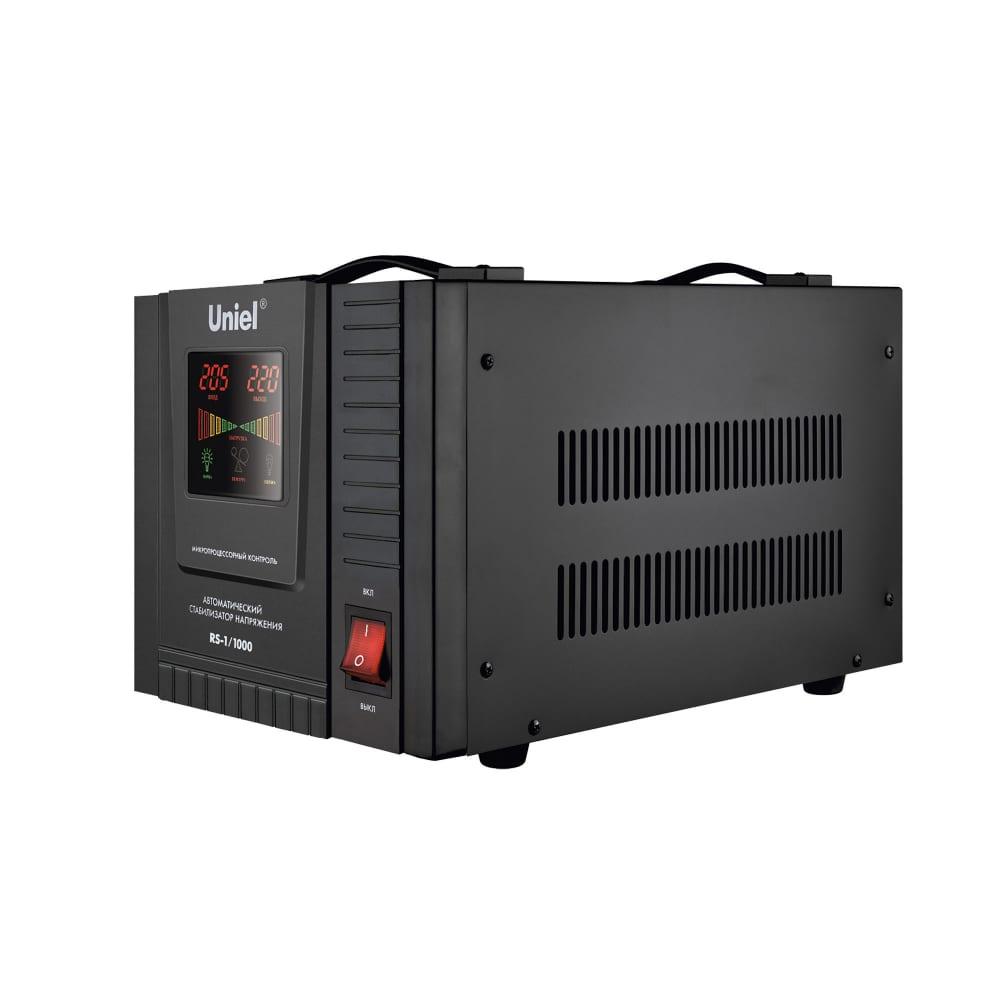 Купить Релейный однофазный стабилизатор uniel rs-1/1000 1 ква 3108