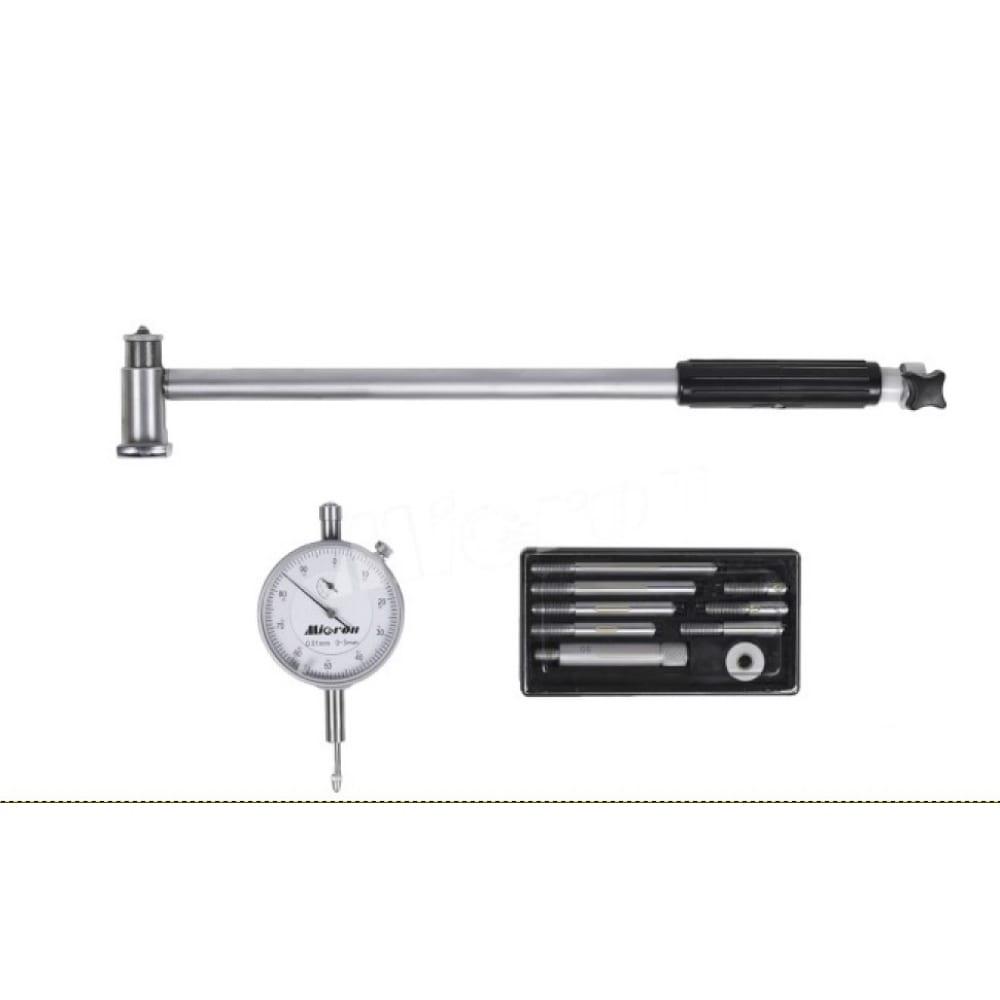 Индикаторный нутромер micron ни 50-160 0.01 мик 58468