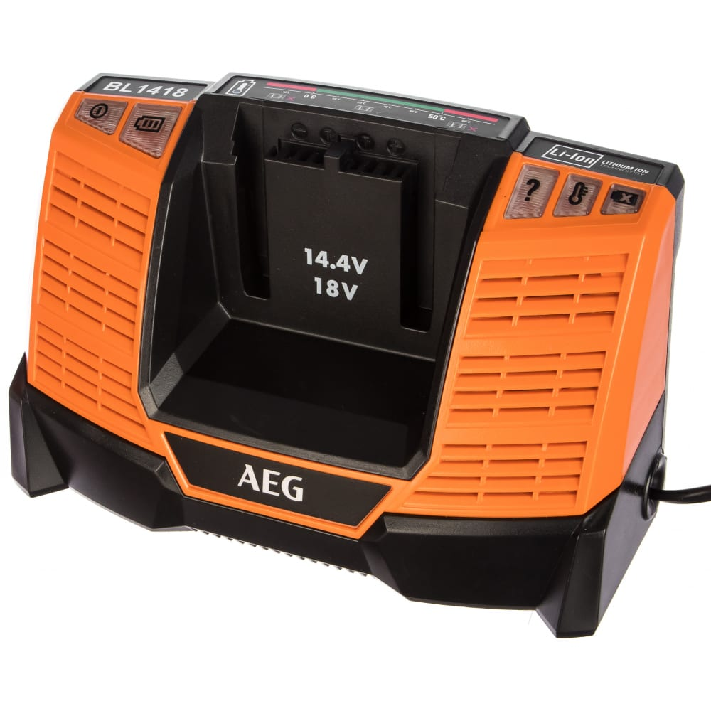 Зарядное устройство bl1418 aeg 4932464542
