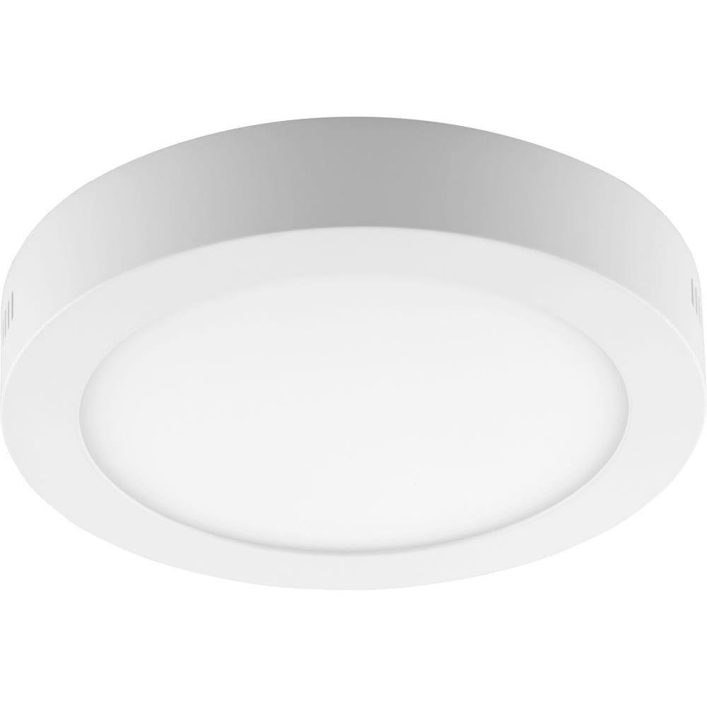 Светильник feron светодиод 24w 1760lm белый 4000к al504 27941.