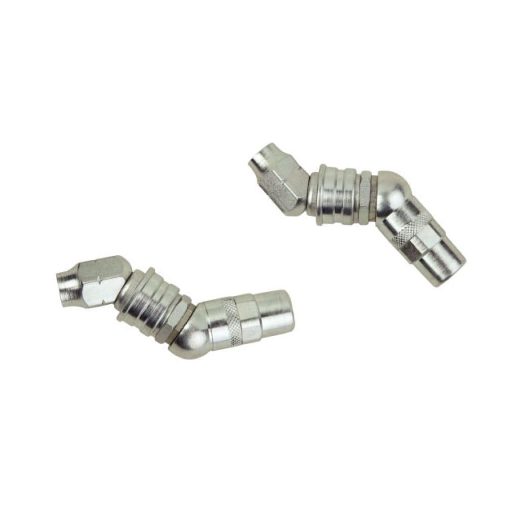 Гидравлическая 3-х лепестковая насадка 360 градусов для ручных шприцев groz hc/sw/3/b 690 gr43560