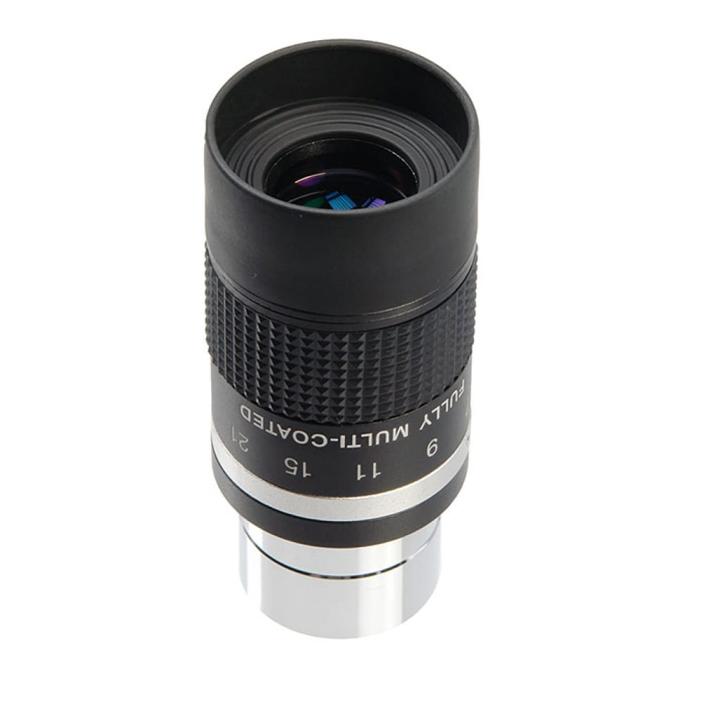 Окуляр pluto 7-21 мм zoom veber 23207  - купить со скидкой