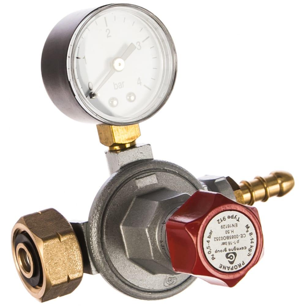 Купить Регулятор давления газа с манометром cavagna group 9115901146