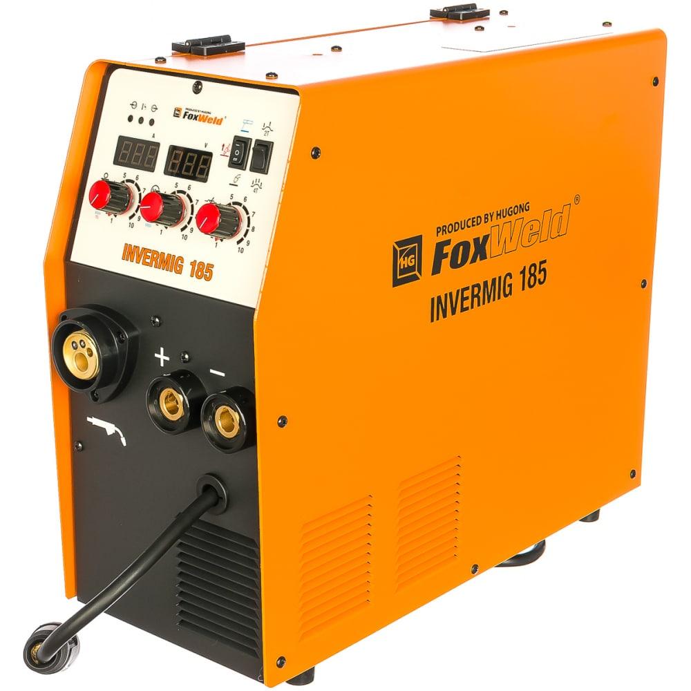Сварочный полуавтомат foxweld invermig 185 3321.