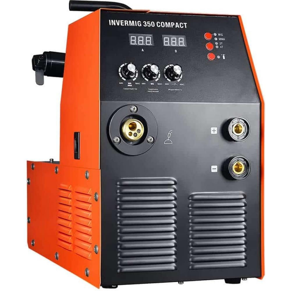 Сварочный полуавтомат foxweld invermig 350 compact 6143.