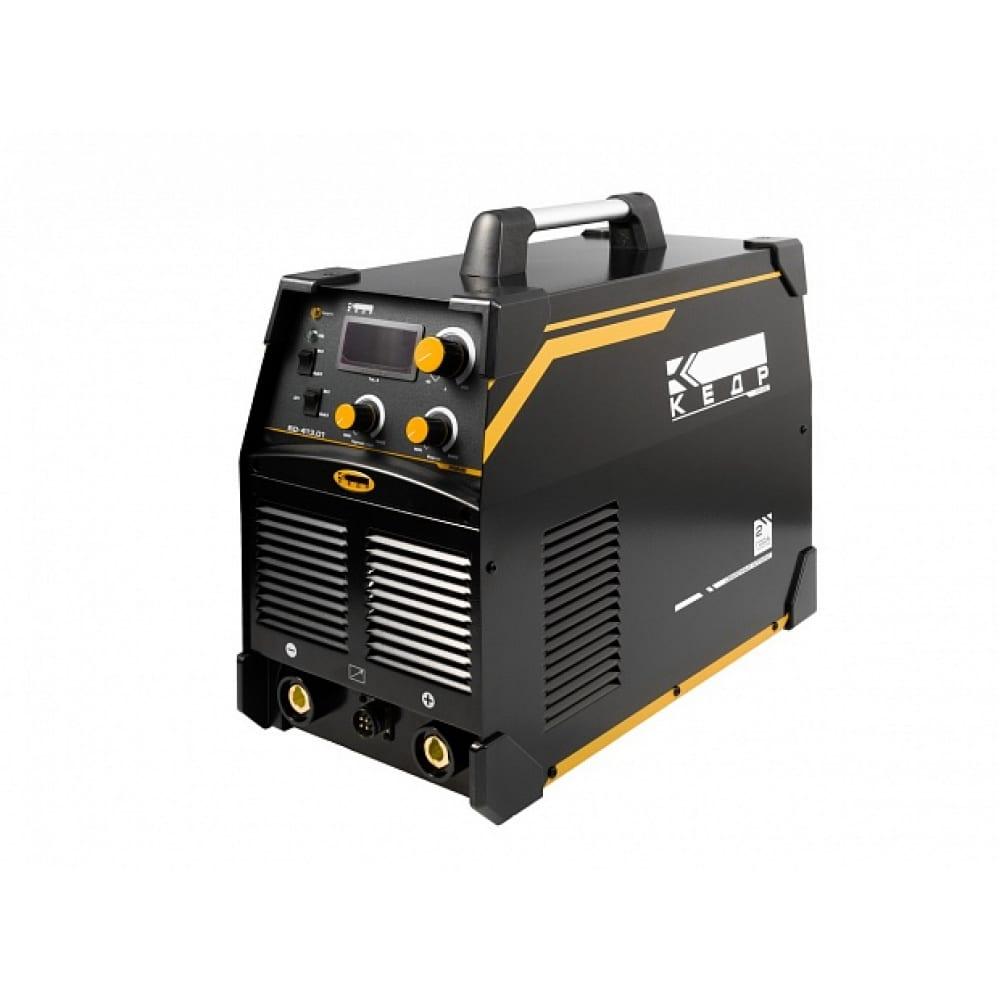 Инверторный аппарат кедр вд-413.01 prime 380в 40-400а 8009782.