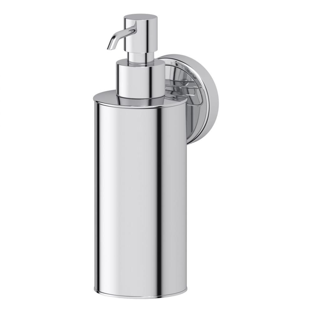 Дозатор жидкого мыла fbs хром lux 011