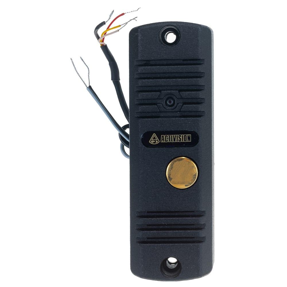 Вызывная видеопанель activision avc-305 pal черный