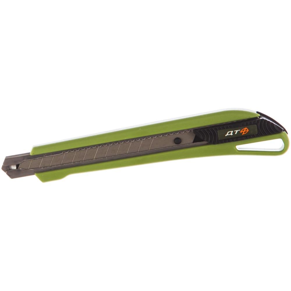 Купить Нож со сменным лезвием, пластиковый корпус, 9 мм дело техники 261111