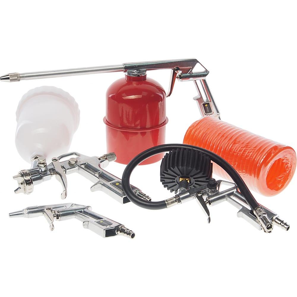 Набор пневмоинструмента эврика er-76301
