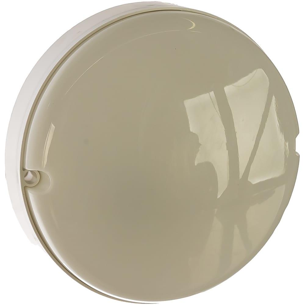 Светодиодный светильник wolta 18 bт c микроволновым датчиком ip65 круг 6500k lcl18-rcs-02c.