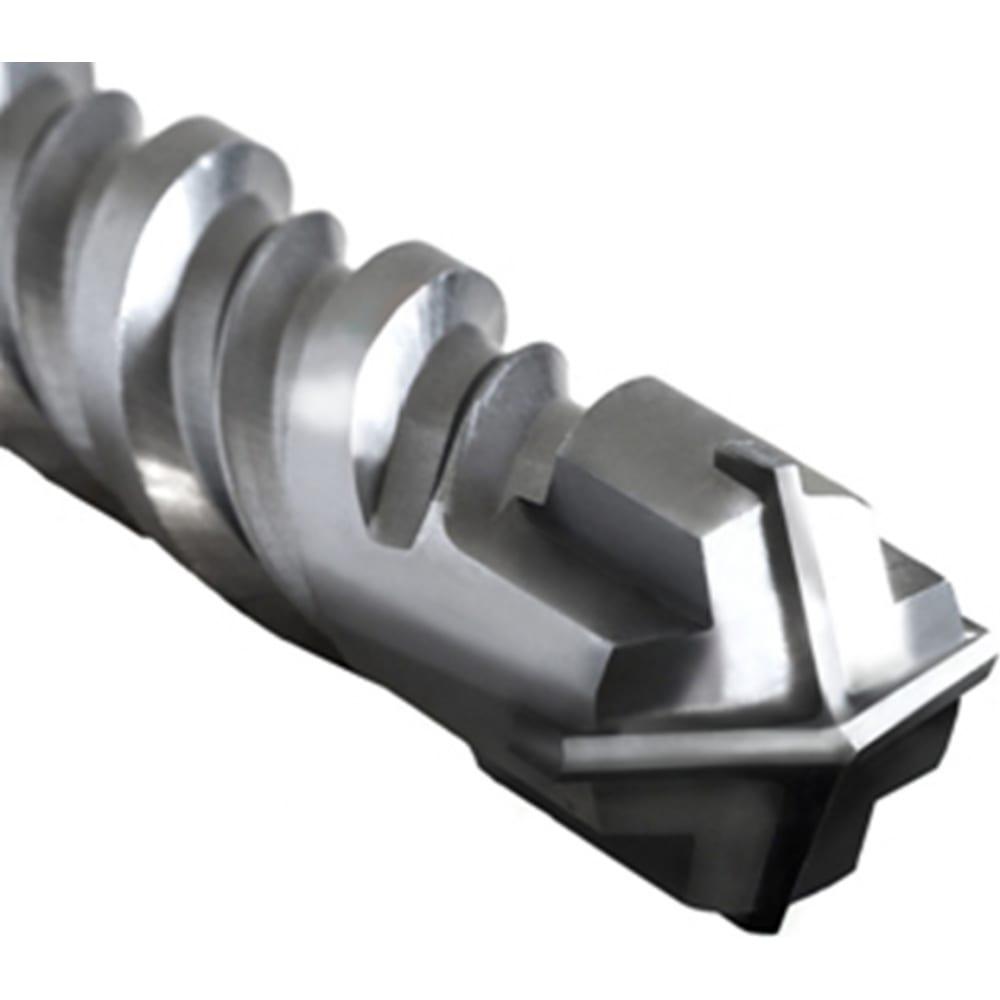 Купить Квадробур с двойной спиралью по бетону (22x350х410 мм; sds+) elitech 1820.110800