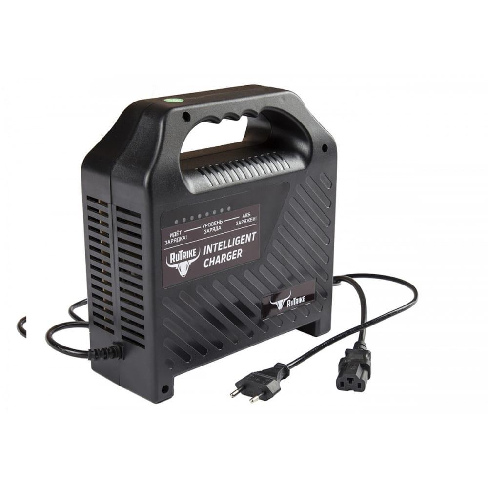 Зарядное устройство для свинцовых тяговых аккумуляторов rutrike 60v45a/h 6a 021656