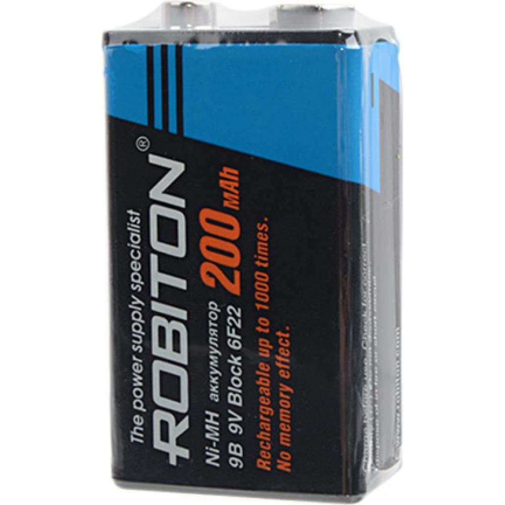 Аккумулятор robiton 200mh9 sr1 13562  - купить со скидкой