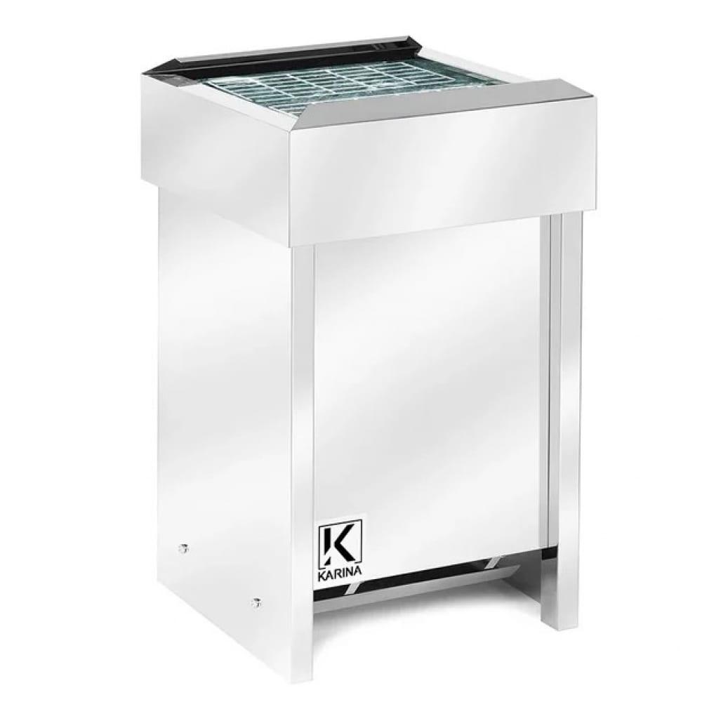 Электрическая печь karina eco 10 кварцит