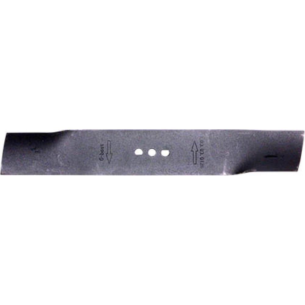Нож для газонокосилки em3313 champion c5186