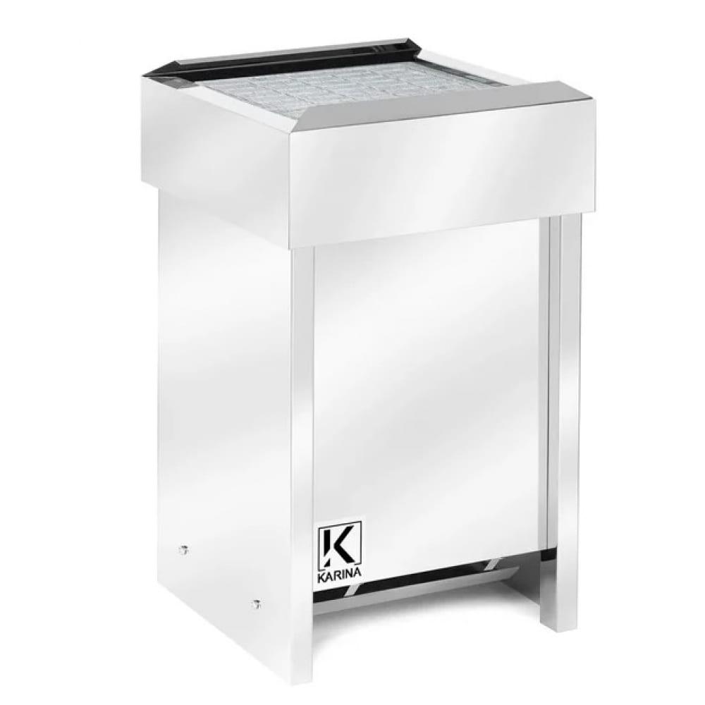 Электрическая печь karina eco 14 кварцит ec-14-380-k