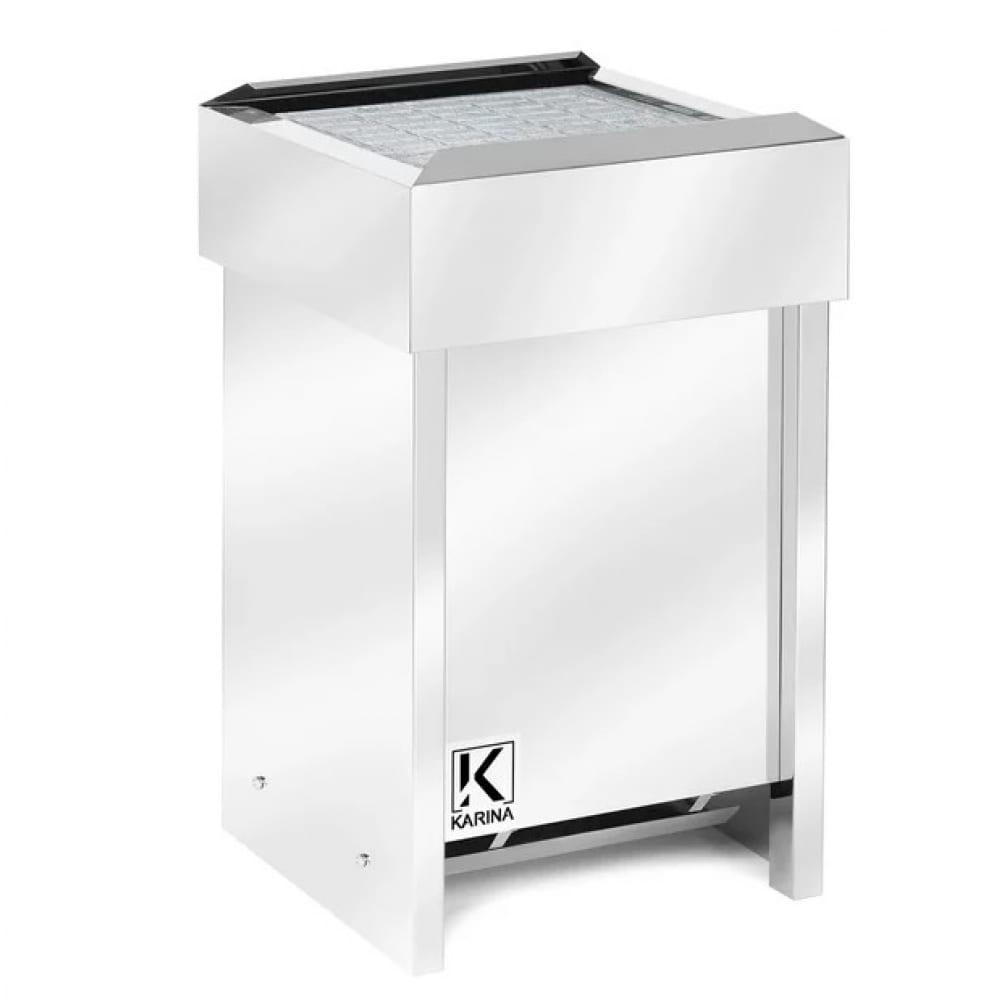 Электрическая печь karina eco 14 талькохлорит ec-14-380-t