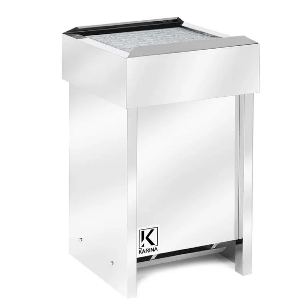 Электрическая печь karina eco 18 кварцит ec-18-380-k