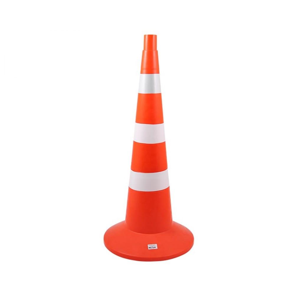 Купить Сигнальный конус 750мм, оранжевый протэкт кс-3.6-п