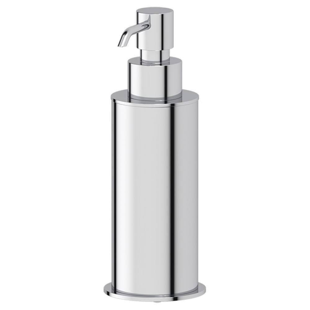Настольный дозатор жидкого мыла artwelle хром