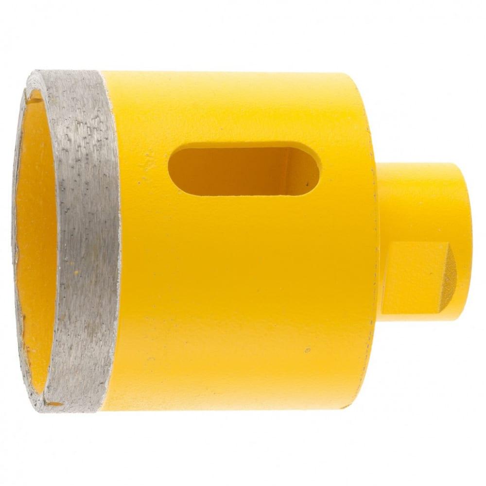 Сверло алмазное по керамограниту (60 мм; м14)