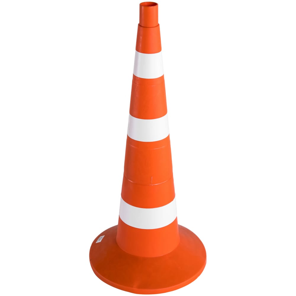 Купить Сигнальный конус 750мм, оранжевый протэкт кс-3.4.0-п