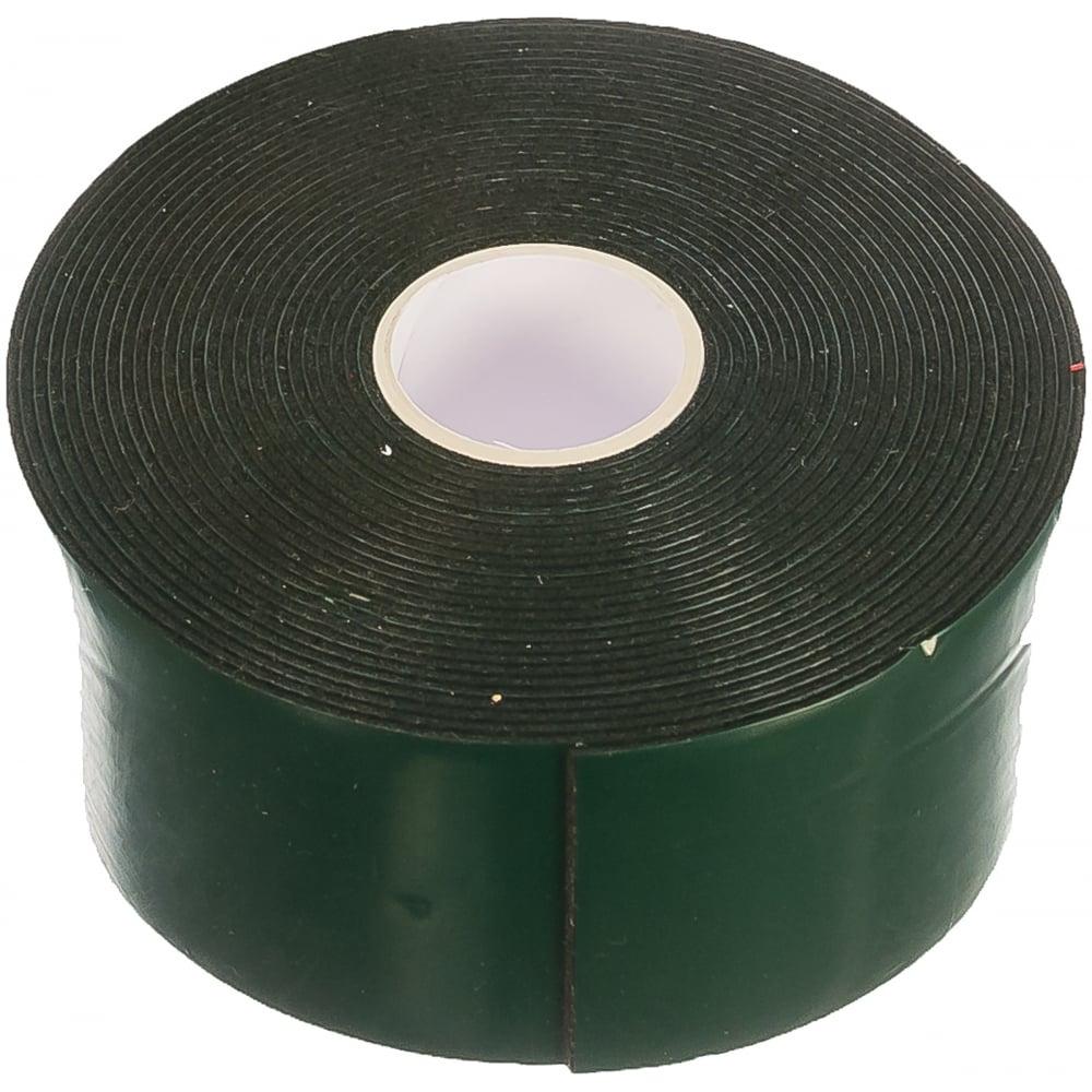 Купить Двухсторонняя клейкая лента megapower green 40мм х 5м зеленая et-405