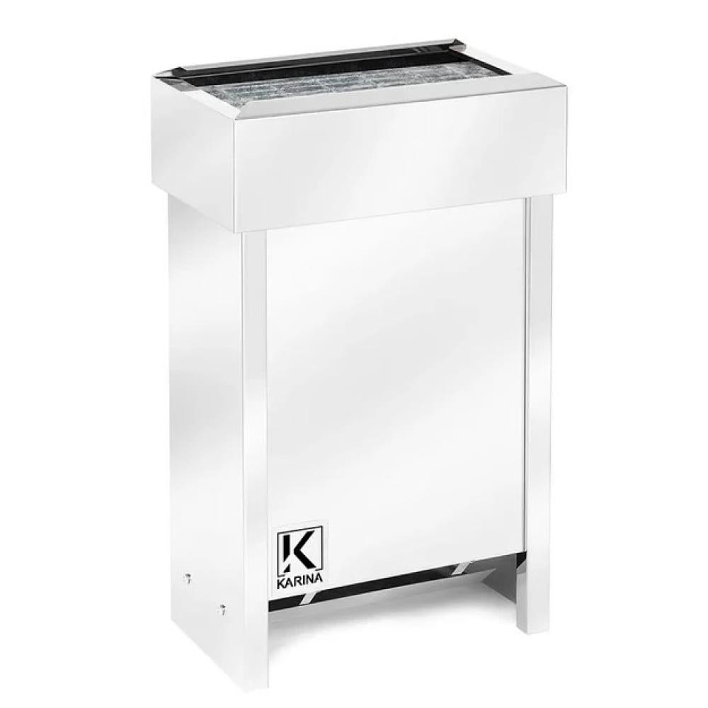 Электрическая печь karina eco 6 талькохлорит ec-6-220-t