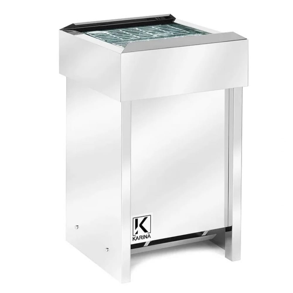 Электрическая печь karina eco 8 кварцит ec-8-380-k
