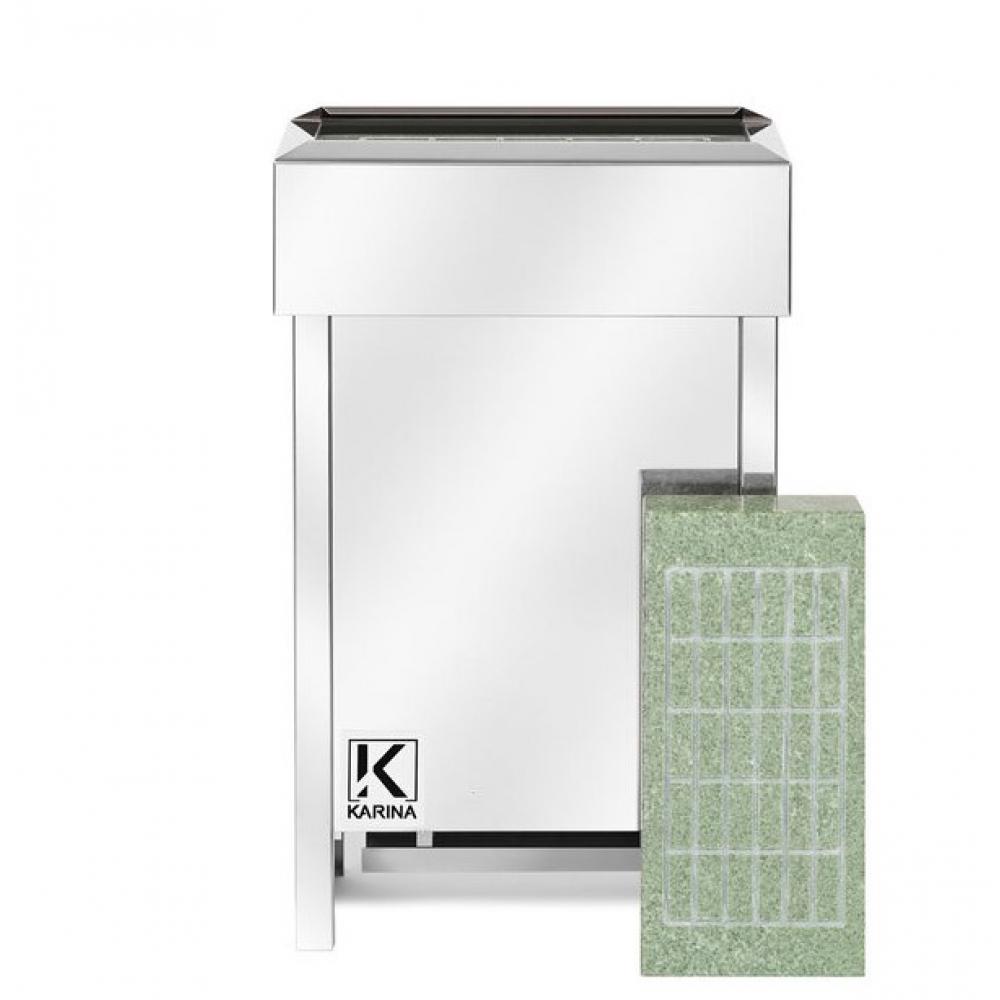 Электрическая печь karina eco 8 mini жадеит