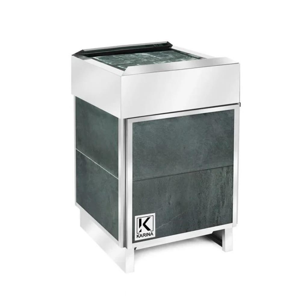 Электрическая печь karina elite 10 талькохлорит el-10-380-t