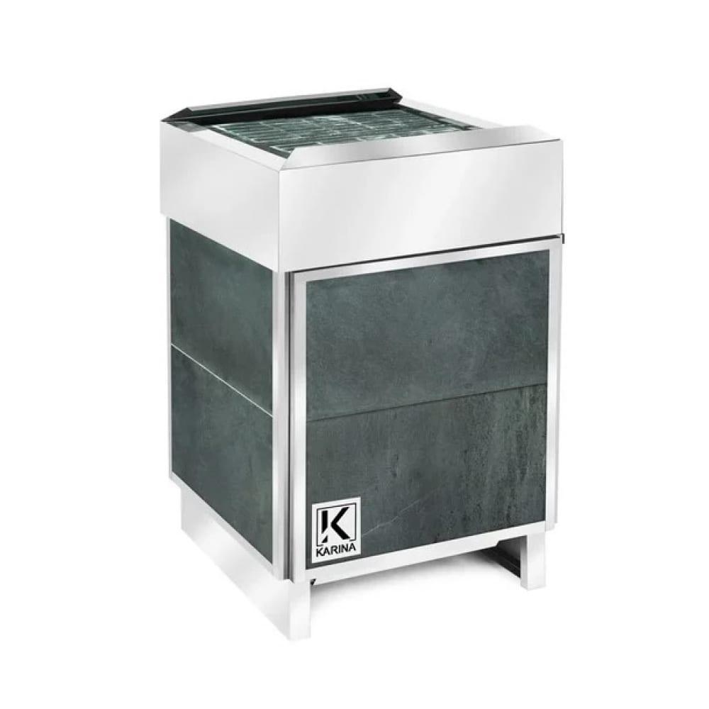 Электрическая печь karina elite 16 талькохлорит el-16-380-t