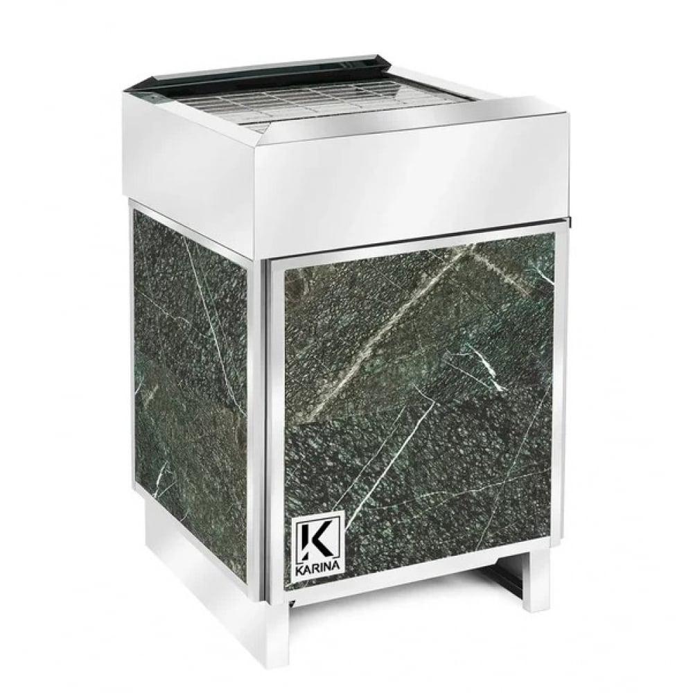 Электрическая печь karina elite 18 серпентинит