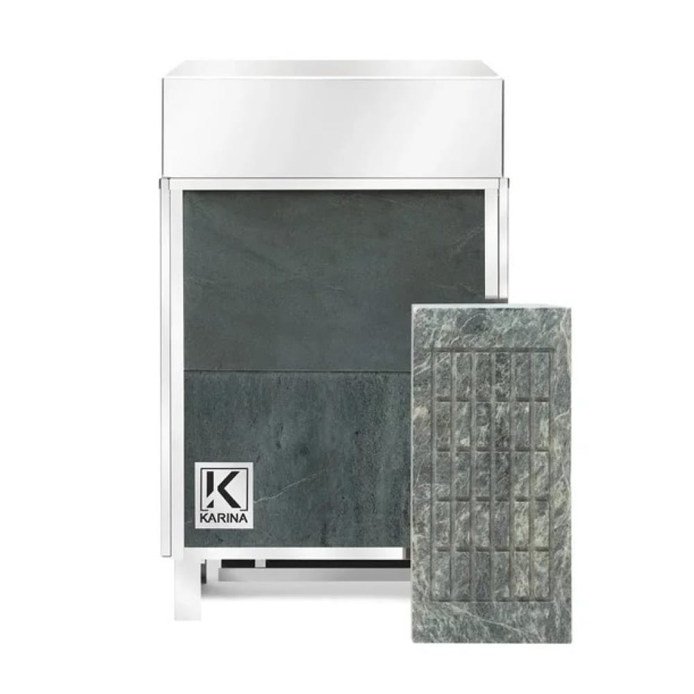 Электрическая печь karina elite 3 талькохлорит