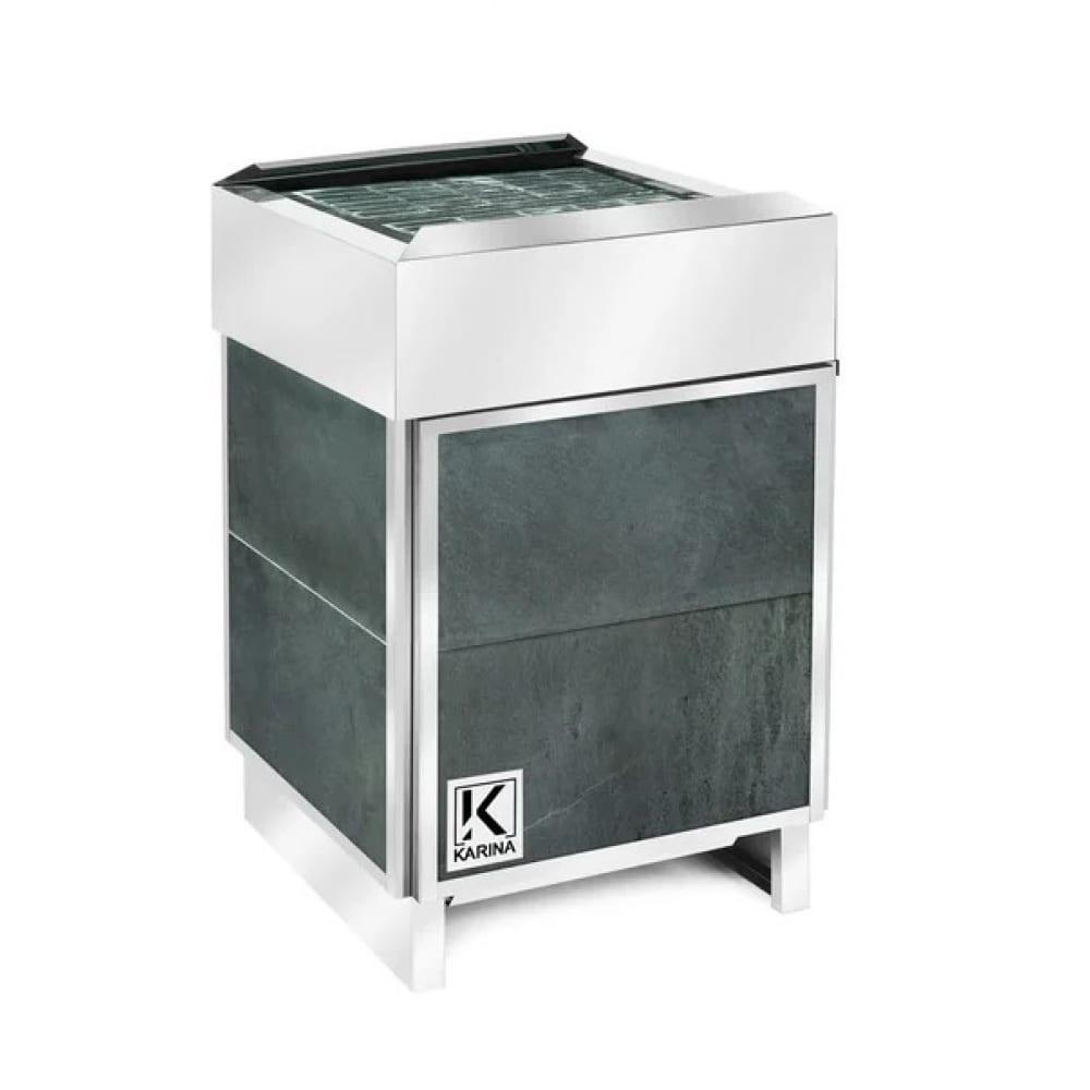 Электрическая печь karina elite 8 талькохлорит el-8-380-t