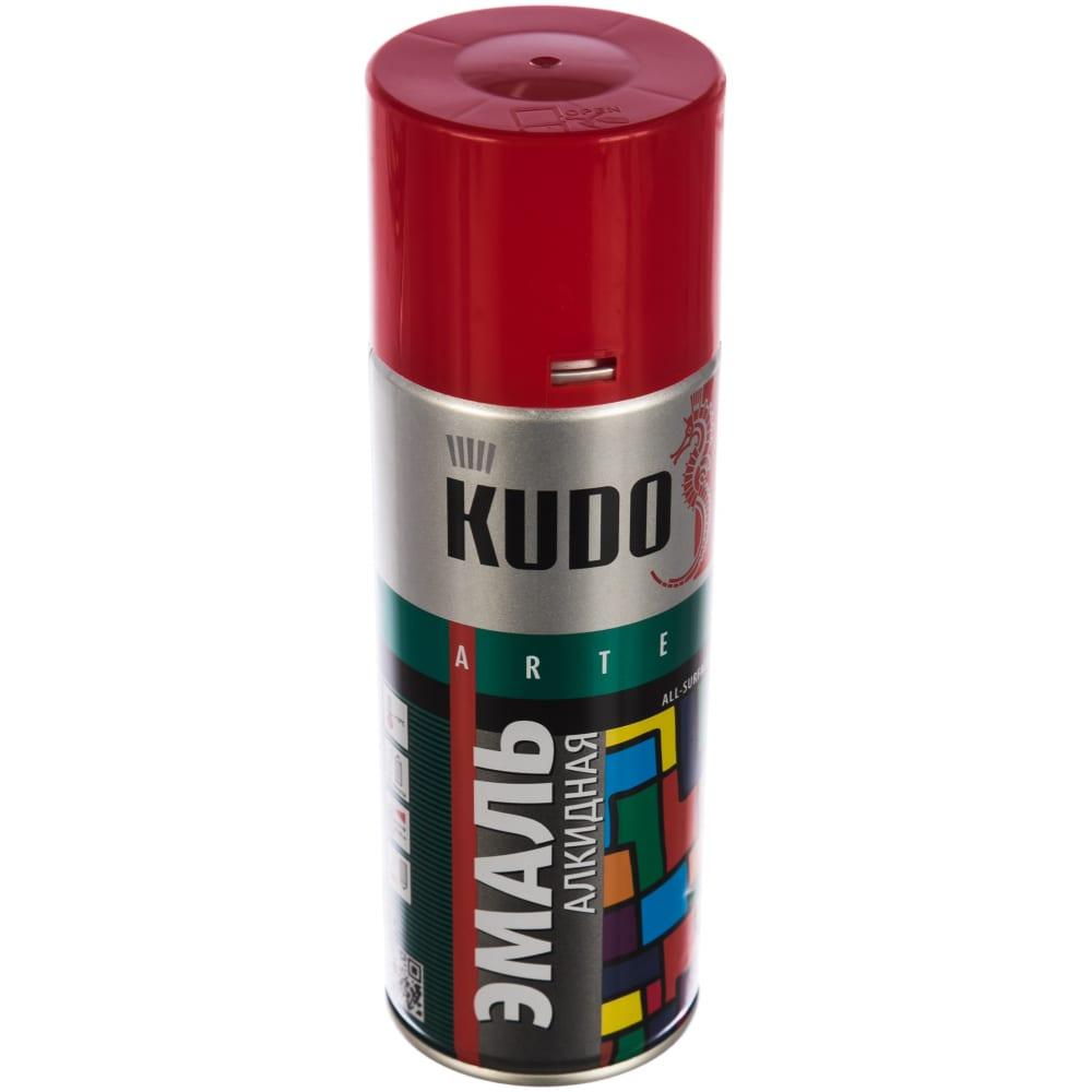 Купить Универсальная эмаль kudo вишневая 54679