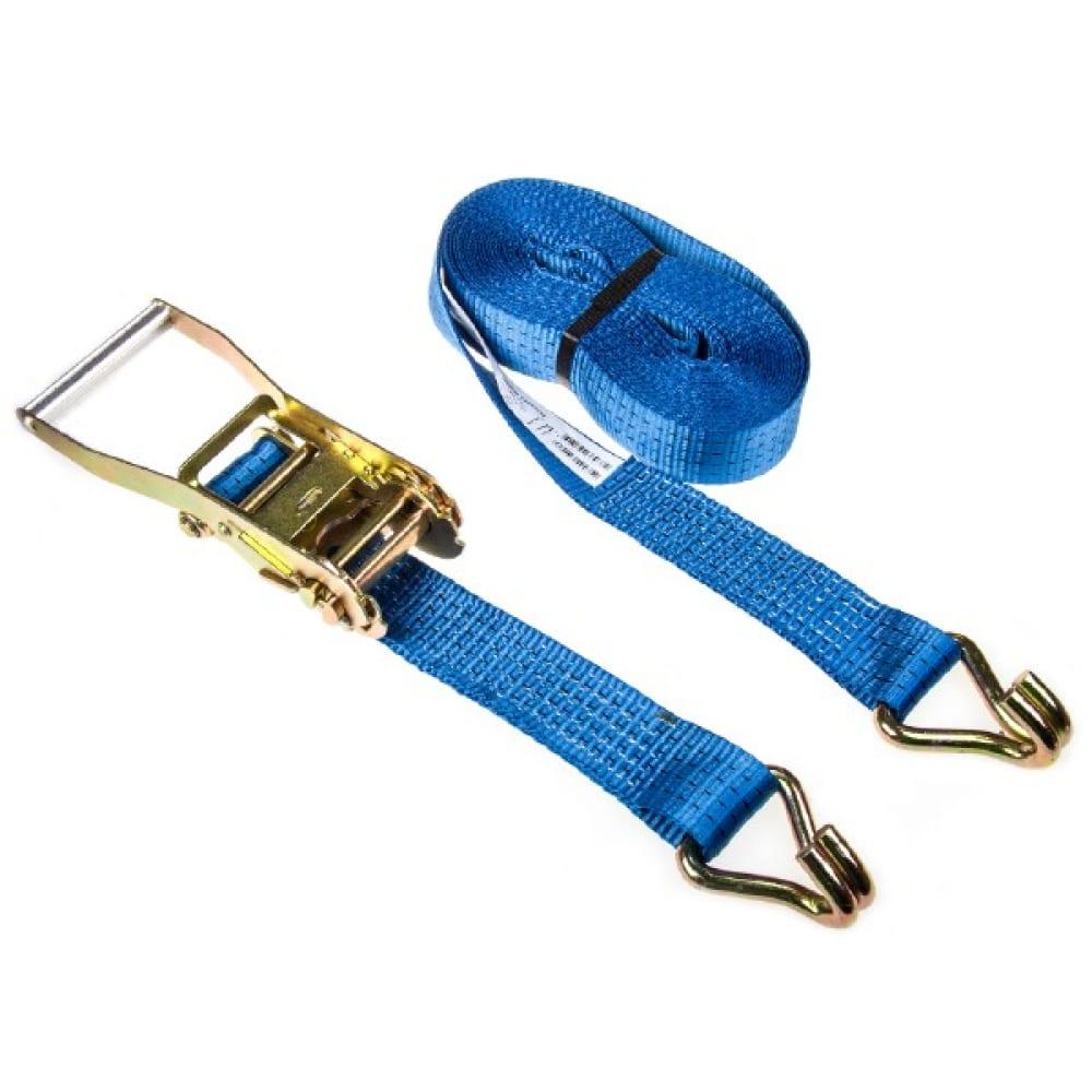 Купить Усиленная стяжка груза 10м 5т 50мм с храповым механизмом skyway s03601025